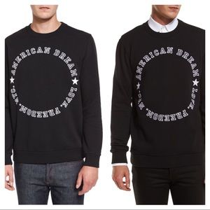 Givenchy American Dream embroidered sweatshirt